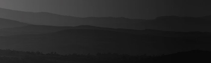 Black and white background image of mountains