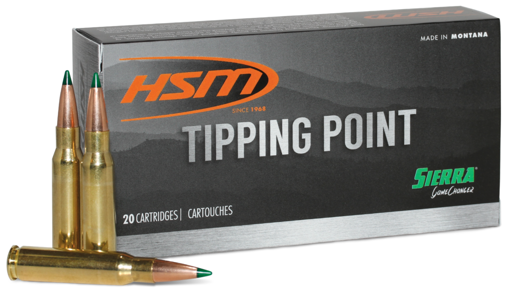 Tipping Point Box and three cartridges