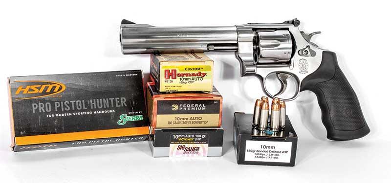 Guns Magazine Tests Pro Pistol Hunter